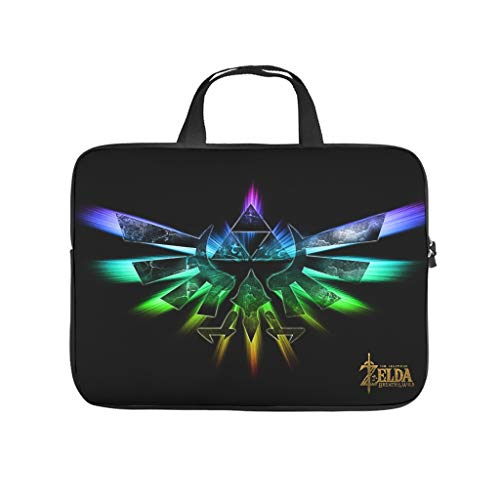 Standard Zelda laptop bags, graphic, wear-resistant, tablet bag, suitable for business trips.