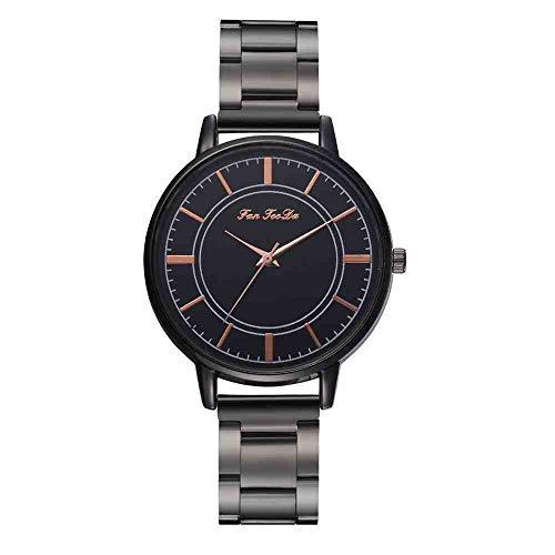 DECTN Armbanduhr für Herren, legere...