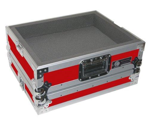 Odyssey FTTXRED Flight Style Dj Turntable Case