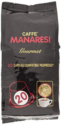 Il Caffè Manaresi Capsule Compatibili Nespresso - 20 capsule