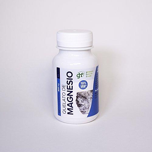 GHF - GHF Quelato de Magnesio 100 comprimidos de 800mg