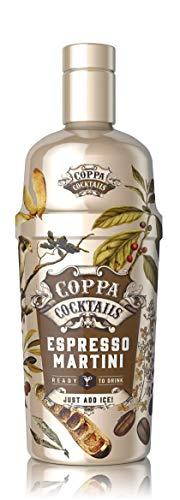 Coppa Cocktails Espresso Martini Ready to Drink 14.9% - 70cl