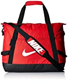 Nike Borsa Team Duffel Large-Rosso, Borsone da Calcio Unisex Adulto, Taglia Unica