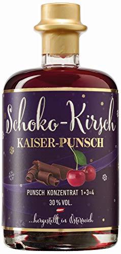 Prinz Schoko-Kirsch Kaiser 1:3 Punschkonzentrat 30% 0,5l