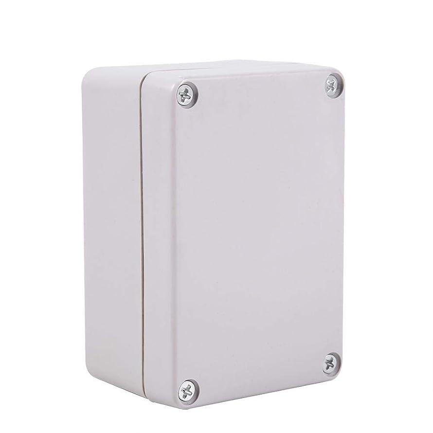 選出する曲がった基本的な熱可塑性ABS防水ジャンクションボックス屋外用の電気エンクロージャー端子箱1pc(98 x 66 x 48mm)