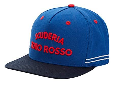 Toro Rosso Reflex Gorra, Unisexo Talla única Gorra Visera...