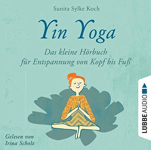 Yin Yoga cover art