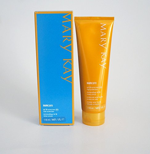 Mary Kay Sunscreen High Protection SPF 30, sol Cuidado Crema solar SPF 30 alta protección 118 ml MHD 2020