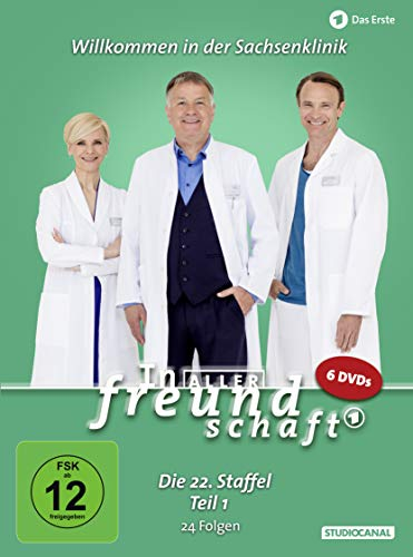 Staffel 22, Teil 1 (6 DVDs)
