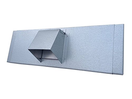 Window Dryer Vent (Adjusts 14 Inch Through 18 Inch) by Vent Works