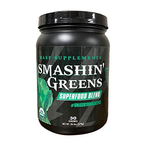 Smashin' Greens Superfood Blend