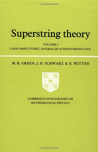 Superstring Theory: Loop Amplitudes Anomalies and Phenomenology Vol.2 (Superstring Theory, Phenomenology & Field Theory)の詳細を見る