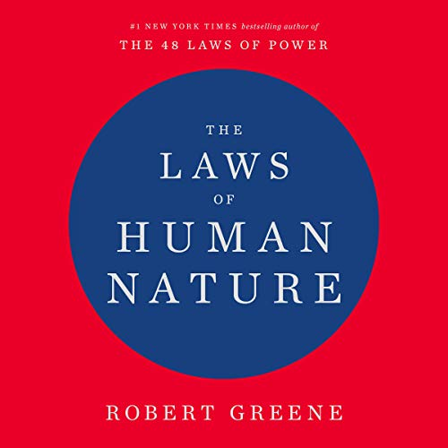 The Laws of Human Nature audiobook cover art