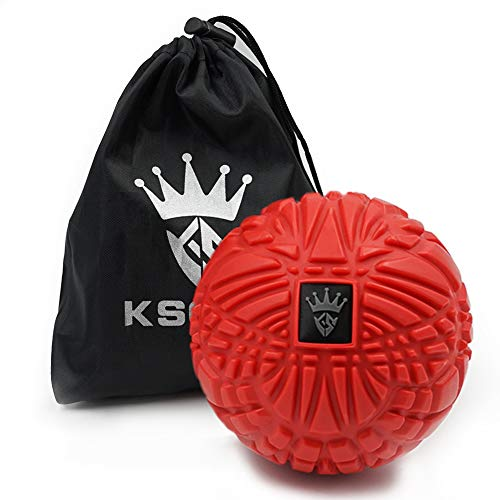 KSONE -3.2 inches Mobility Big Massage Ball - Deep Tissue, Myofascial Release-Mobility Ball for Trigger Point Therapy