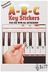 top 10 lk 175 casio ABC keyboard sticker