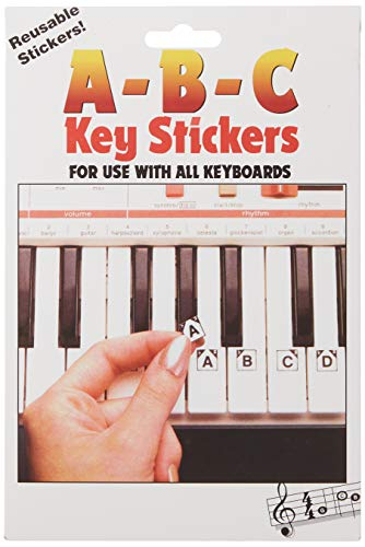 ABC Keyboard Stickers (CADEAU)