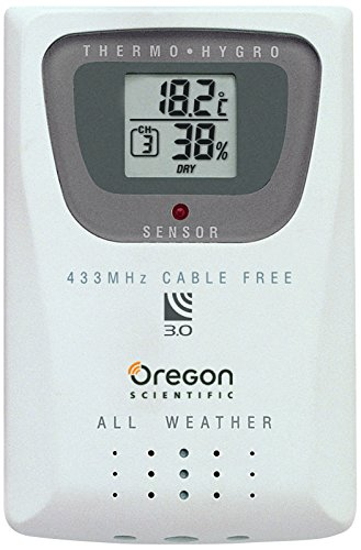 Oregon Scientific THGR810 - Sensor temperatura humedad