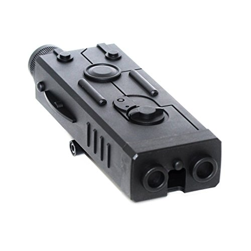 Airsoft Gear Parts Accessories CYMA MP5 PEQ Style Battery Case Box Negro