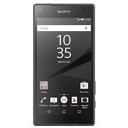 Sony Xperia Z5 Tablet Compact, Display 4,6' HD, Fotocamera Principale da 23 MP, Nero