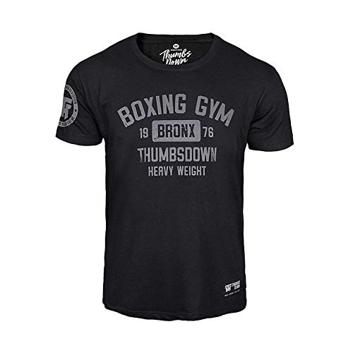 Thumbs Down Boxing Gym T-Shirt. Boxe....