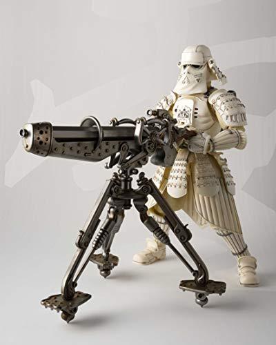 Bluefin Distribuition Star Wars Snow Trooper Kanreichi Ashigaru Meisho Collectible Standard