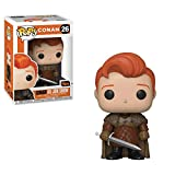 Gogowin Pop Conan : Game of Thrones - As Jon Snow (SDCC 2019Exclusive) 3.75inch Vinyl Gift for Fanta...