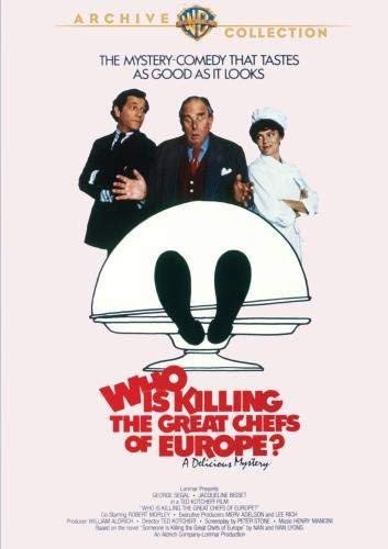 Whos Killing The Great Chefs Of Europe / (Full) [DVD] [Region 1] [NTSC] [US Import]