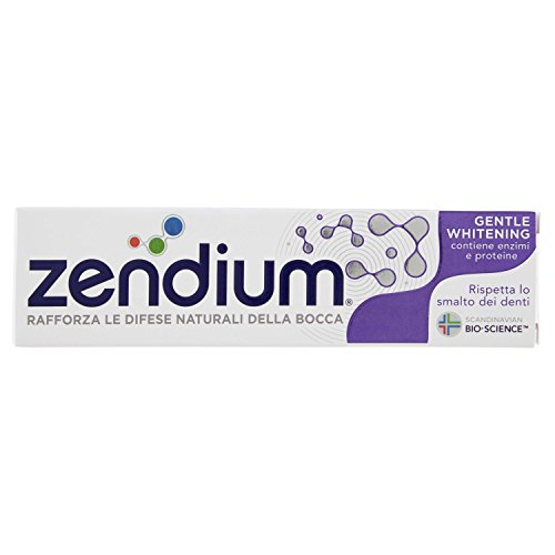 Zendium tandpasta Gentle Whitening - 3 verpakkingen