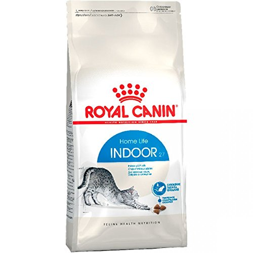 ROYAL CANIN 2 x 400g Indoor Adult Complete Cat Food Sold by Maltby's