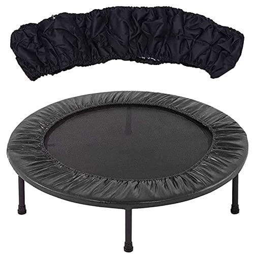 Almohadilla de Seguridad para Trampolín de Repuesto,Cubierta de Resorte de Trampolín,Acolchado de Protección de Borde de Cama de Salto,Tapete Envolvente Redondo Resistente a los Rayos UV,48 inches