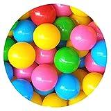 LIUFS Bola Hinchable de la Bola Colorida del niño de la Bola del...