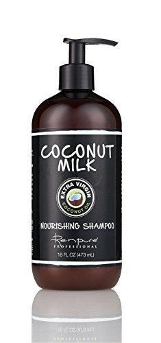 Renpure Coconut Milk Nourishing Shampoo, 16 Ounce