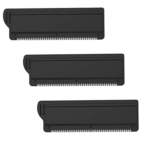 Replacement Blades for Liberex Back Hair Shaver, Pack of 3