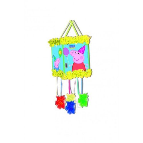 Peppa Pig Verbetena 5652219 Piñata du dessin animé, 20 x 30 cm