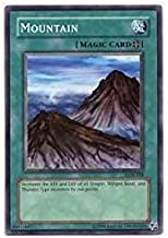 Yu-Gi-Oh! - Mountain (LOB-048) - Legend of Blue Eyes White Dragon - Unlimited Edition - Common
