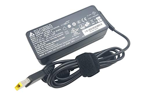 Laptop Charger for Lenovo Thinkpad 11E E460 E470 E475 Lavie Z Z360 V110 Flex 10 Z41 Z51 U41 U430 PA-1650-72 Ideapad G50 Thinkpad Z41 Z70 Adapter Power Supply