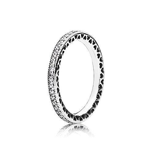 Pandora Damenring 925/ Silber 190963CZ-54
