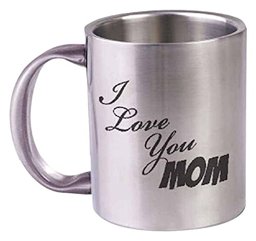 Hot Muggs  I Love You Mom  Stainless Steel ...  sc 1 st  Amazon.in & Best Gift for Mom Birthday: Buy Best Gift for Mom Birthday Online at ...