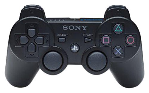 PlayStation 3 - DualShock 3 Wireless Controller, black