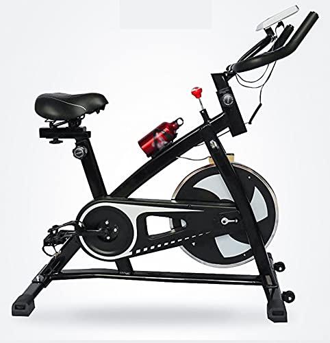 CJDM Bicicletas de Spinning, Bicicletas de Ejercicio para Correr Ultra silenciosas para el hogar, Equipos de Gimnasia, Bicicletas de Pedales, Equipos de Entrenamiento físico corporativo