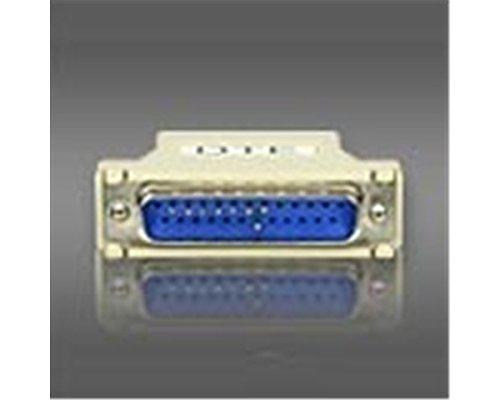 ATEN SA0147 Adaptador de Cable RJ45 DB25 Beige - Adaptador para Cable (RJ45, DB25, Male Connector/Female Connector, Beige)