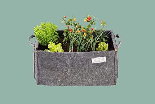 Saco Balconera Mh (60x30x30cm) para Huerto Urbano + Manual Agricultura Urbana digital