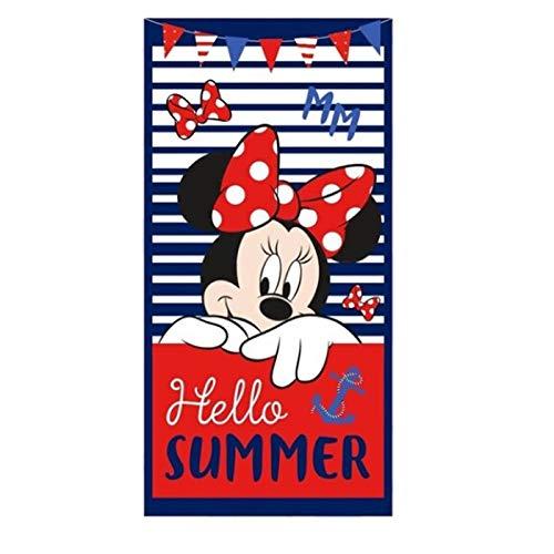 Toalla de Playa Inantil para Niños con Licencia Oficial Disney 7396