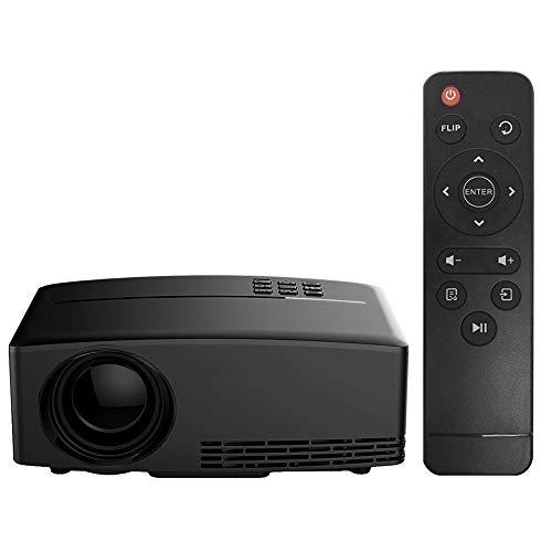 Fesjoy Gp80-Projektor 1080P Full Color 180