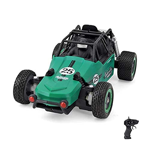 ZCYXQR RC Cars RC Anti-Fall Drifting Coche eléctrico 1:20 Coche de Control Remoto Todo Terreno 2.4GHz Drift (Regalo de cumpleaños Festivo)