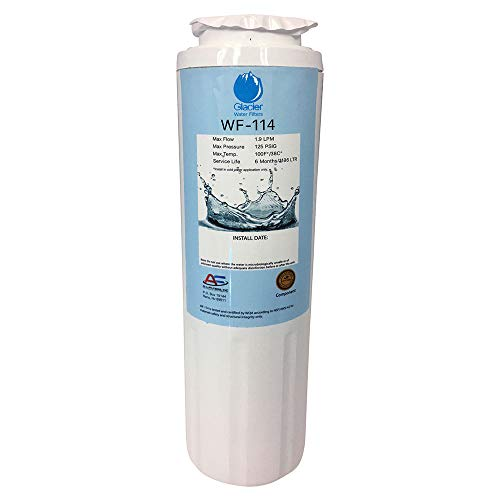 Blossomz Replacement Water Filter for Whirlpool WRX735SDBM / WRX735SDBM00 Refrigerator Models Blossomz