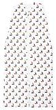 ZOLLNER Sacco nanna estivo con cerniera 6-18 mesi, 100% cotone, in tante misure