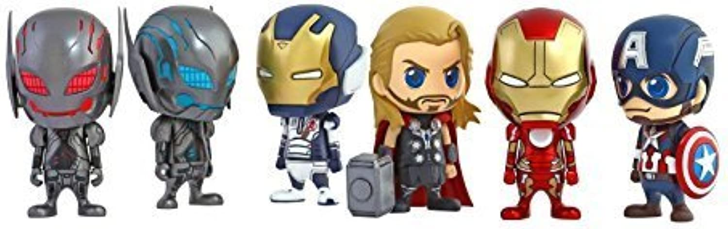 Hot Toys Avengers 2  Age of Ultron Cosbaby Series 1Captain America COSB172 by Avengers Age of Ultron