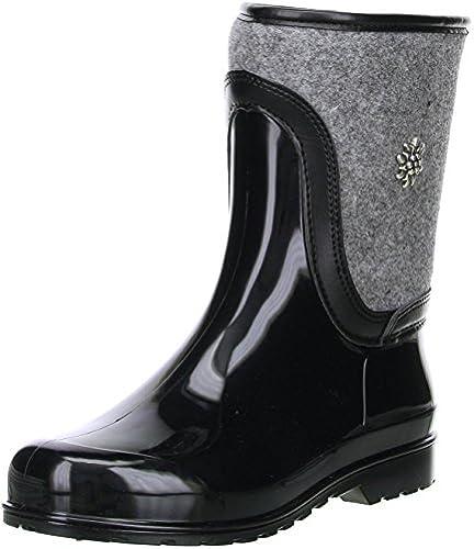 Vista Damen Damen Damen Winterstiefel SnowStiefel Regenstiefel grau schwarz  beste Qualität zum besten Preis