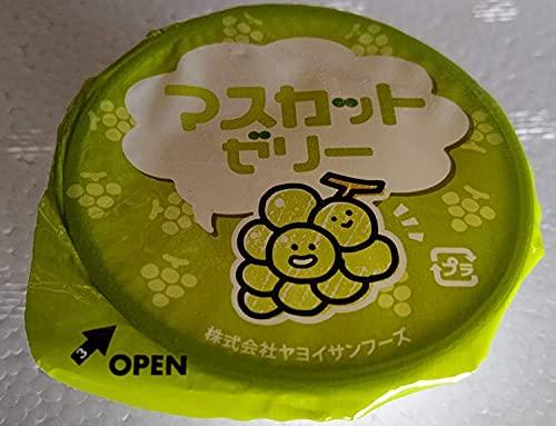 ヤヨイ マスカット ゼリー 40g×120個 業務用 冷凍